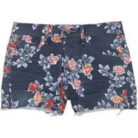 Citizens of Humanity | Chloe high-rise printed shorts | NET-A-PORTER.COM