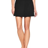 Gap Women Factory Ponte Fit & Flare Skirt