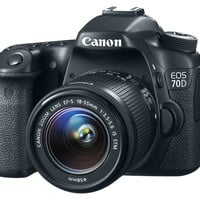 EOS 70D EF-S 18-55mm IS STM Lens Kit Refurbished