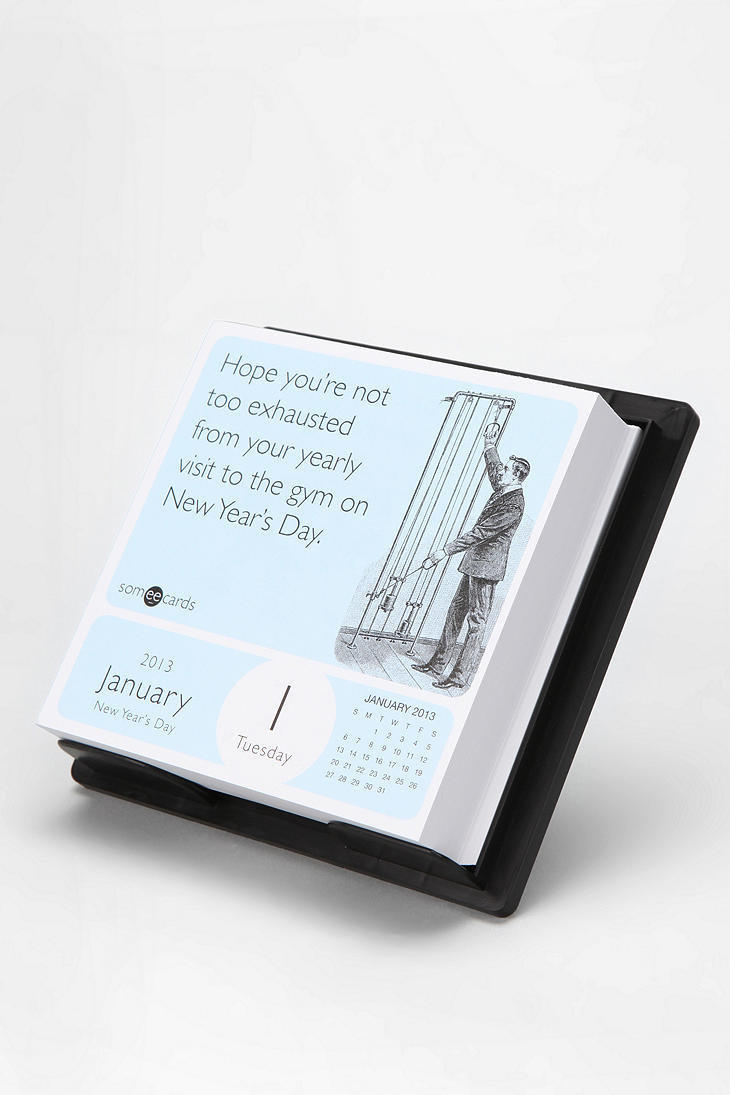 2013 someecards Calendar By TF Publishing