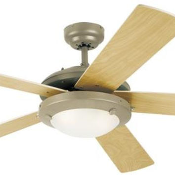 Comet 52-Inch Reversible Five-Blade Indoor Ceiling Fan