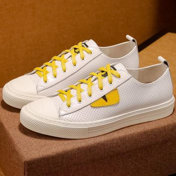 Fendi Fashion Casual Sneakers Sport Shoes-3