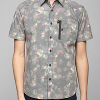 ourCaste Nick Watercolor Button-Down Shirt - Urban Outfitters