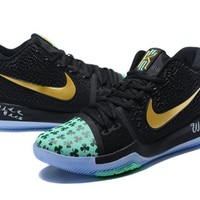 Nike Kyrie Irving 3 Celtics Basketball Shoe