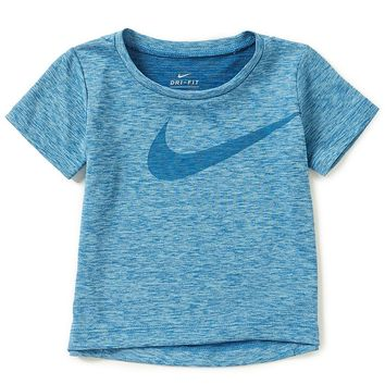 Nike Baby Boys 12-24 Months Dri-FIT Short-Sleeve Tee | Dillards