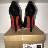 Christian Louboutin Pigalle 120 Size 39