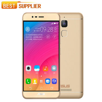 "ASUS Zenfone Pegasus 3 X008 FDD LTE 4G Mobile phone 3GB RAM 32GB ROM 5.2"" Fingerprint ID 4100mAh Android 6.0 Metal Body 13.0MP"