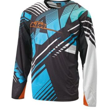 NEW MOTO GP New Arrival for ktm Motorcycle Riding Team Riding Jersey Sports Jersey Bicycle Cycling Bike downhill Jerseys G