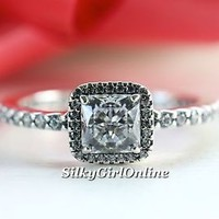 Authentic   PANDORA Timeless Elegance Ring 190947CZ