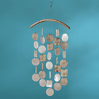 Capiz Windchimes | Outdoor and Patio Decor| Home Decor | World Market
