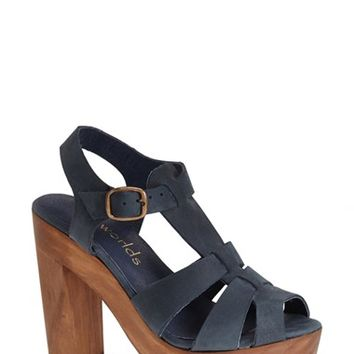 Women's five worlds by Cordani 'Tecate' Platform Sandal,