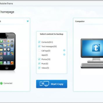 Wondershare MobileTrans 7.6.1 Serial Key + Full Crack