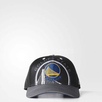 adidas Unisex Golden States Warriors Cap NBA Basketball Hat GSW Hoops Gym AY6111