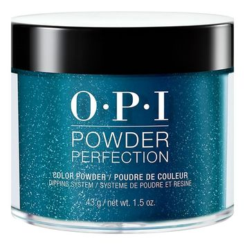 OPI Powder Perfection - Nessie Plays Hide & Sea-k 1.5 oz - #DPU15