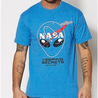 Keeping Secrets Nasa T Shirt - Spencer's