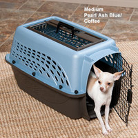 Doskocil Two-Door Top-Load Kennels | Dog Travel Crate at DrsFosterSmith.com