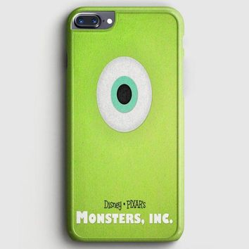 Monster Inc Green Mike iPhone 8 Plus Case | casescraft