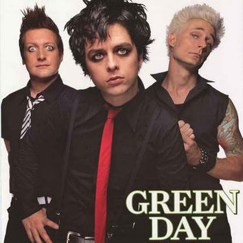 Green Day Rolling Stone Magazine Poster 22x34