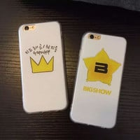 On Sale Hot Deal Cute Stylish Iphone 6/6s Hot Sale Lights Crown Phone Case [6034142081]