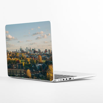 Downtown Detroit Laptop Skin