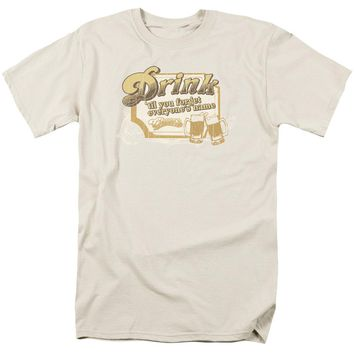 Cheers - Drink To Forget Short Sleeve Adult 18/1