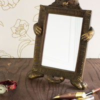 French Purr-tiest of Them All Mirror by ModCloth