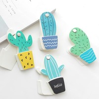 Kawaii Cacti Pocket Memo Pad