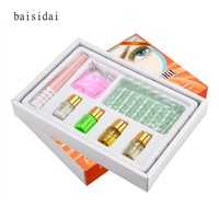 BAISIDAII Pro Eyelash Lash Curling Perming Curler Rod Glue Mini Perm Kit Full Set B-27