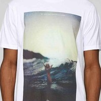 Imperial Motion Riding The Waves Tee- White