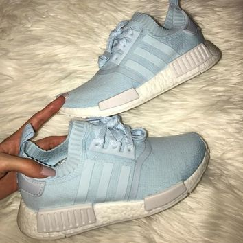 Adidas NMD Pk Blue Woman Shoes Sneaker