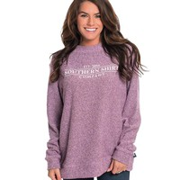 Heather Loop Knit Terry