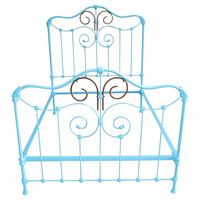 Full-Size Wrought Iron Bed Frame