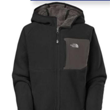 The North Face Chimborazo Full-Zip Hoodie for Boys A7AS-JK3