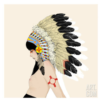 New Mexico Giclee Print by Charmaine Olivia at eu.art.com