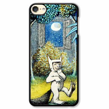 Max Where The Wild Things Are iPod Touch 6 Case