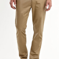 Bullhead Gravels Slim Chino Antique Bronze Pants at PacSun.com