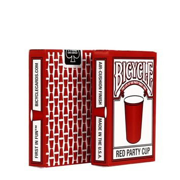 Limited Edition Red Party Cup  - Novelty Magic Funny Playing Cards Pack