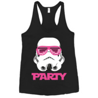 Stormtrooper Party Racerback from Fabshion