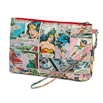 Wonder Woman Mighty Wristlet