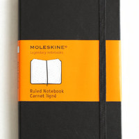 Write That Down Mini Notebook By Moleskine - $12.00 : ThreadSence, Women's Indie & Bohemian Clothing, Dresses, & Accessories