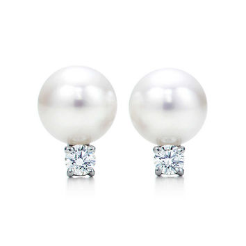 Tiffany & Co. - Tiffany Signature® Pearls:Earrings