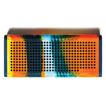 Nixon X Grizzly Tie Dye Blaster Bluetooth Speaker Rainbow One Size For Men 25754695101
