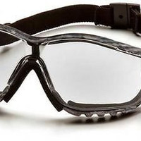 Pyramex V2G Real Tree Clear Lens Safety Glasses Goggle GC1810ST Job Hunt Eyewear
