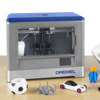 Dremel Idea Builder 3D Printer - Maker Faire Special ($100 off)