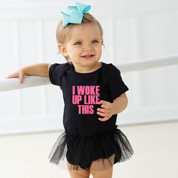 I Woke Up Like This infant tutu Onesuit, Flawless Shirts,  Flawless Hoodie, Flawless T - Shirt, Beyonce Sweatshirt