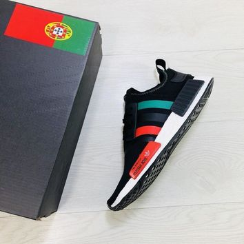 Adidas Nmd Xr1 For 2018 Fifa World Cup Portugal Boost Running Shoes Sale
