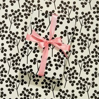 Blackberry Wrapping Paper Sheets