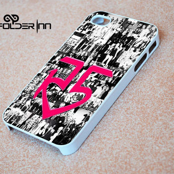 R5 Collage iPhone 4s iphone 5 iphone 5s iphone 6 case, Samsung s3 samsung s4 samsung s5 note 3 note 4 case, iPod 4 5 Case