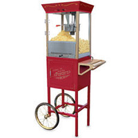 Nostalgia Electrics? Old Fashioned Movie Time Popcorn Cart? - Bed Bath & Beyond