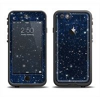 The Bright Starry Sky Apple iPhone 6 LifeProof Fre Case Skin Set